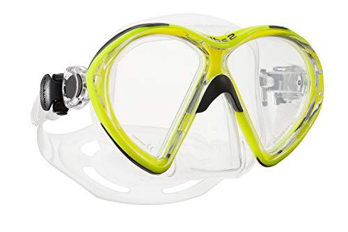 Scubapro Tauchmaske Vibe 2 (Farbe: neon-gelb)