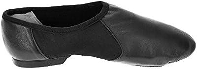Starlite Hyper Fácil resbalón de Jazz de cuero de zapatos