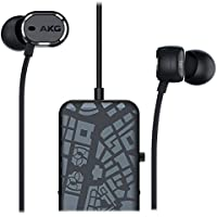 AKG AKGN20NCBLK Earbuds Noise Cancelling Headphone