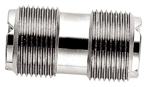 ANCOR 200258Marine Grade Elektrische UHF Koaxial Kabel Adapter (Double Female) - Double Female Adapter
