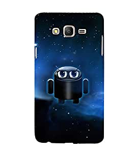 EPICCASE cute android Mobile Back Case Cover For Samsung Galaxy E5 (Designer Case)