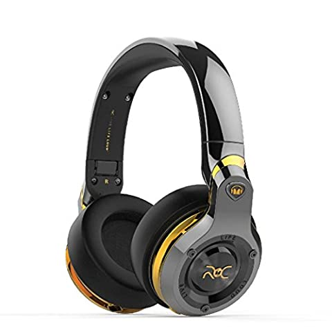 Monster ROC Sport Platinum Over-Ear Headphone -