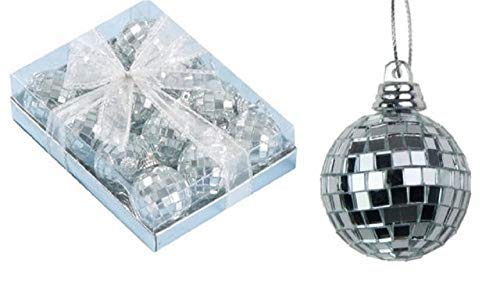 SLIMME KOPER-16 pcs pcs 1.8 Inch Disco Ball Mirror Party Christmas Xmas...