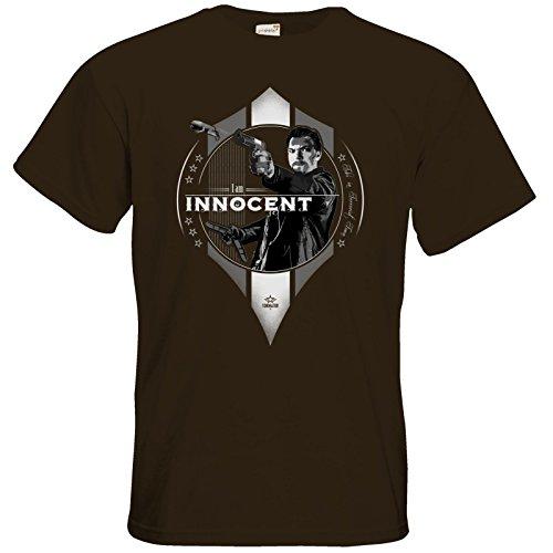 getshirts - Tobinator Official Merchandise - T-Shirt - TTT Chocolate
