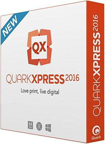 QuarkXPRESS 2016 für Windows. Liebe Drucken. Leben Digital