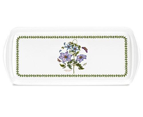 Botanic Garden Sandwich Tray (Portmeirion Botanic Garden Melamine Sandwich Tray by Portmeirion)