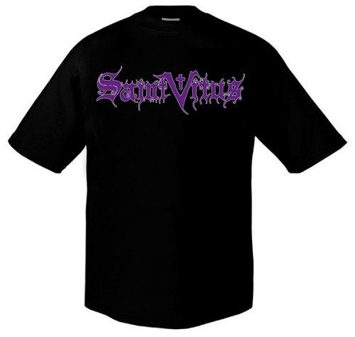 Saint Vitus Logo T-Shirt, XL / Extra-Large (ga 69) -