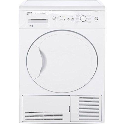 Beko DCUR701W 7kg EcoSmart Condenser Tumble Dryer