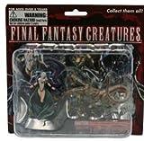 Final Fantasy Figuren Set - Yunalesca & Cerberus