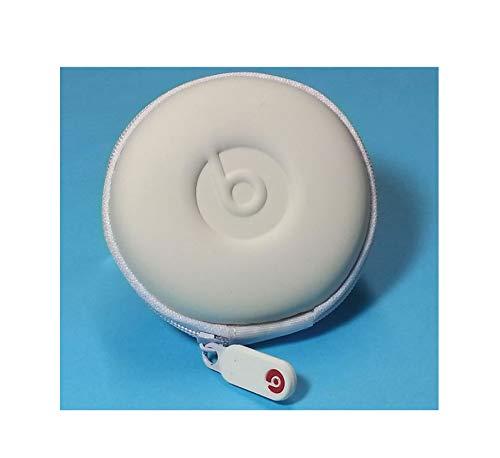 Schutzhülle für Beats In-Ear-Kopfhörer, Weiß Dr DRE Earphone Modelle, runde Tasche für Powerbeats 3, Powerbeats 2 Powerbeats 1, UrBeats, iBeats, Tour Beats von: AllgemeinBuy