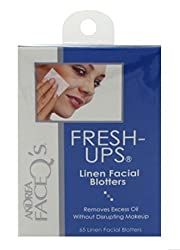 Andrea Fresh-Ups 65 Count (2 Pack)