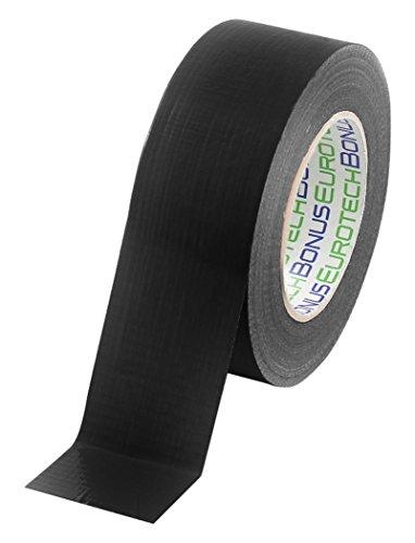 bonus-eurotech-1bc12510050-050a-ruban-gaffer-premium-largeur-50-mm-longueur-50-m-adhesif-a-base-de-c