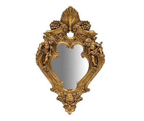 MAXIOCCASIONI Miroir Baroque Putti