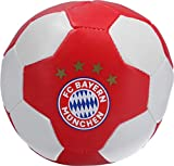 FC Bayern München Softball rot/weiß 10cm
