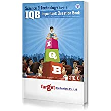Amazon maharashtra state education boards books std 10th iqb science and technology 1 english medium mh board fandeluxe Image collections