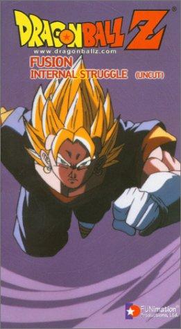 Dragon Ball Z: Fusion - Internal Struggle [VHS]