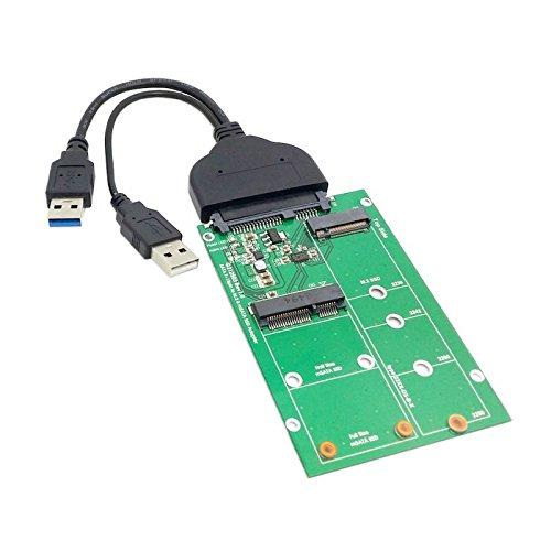 CY USB 3.0 to SATA Adapter 22pin 2.5