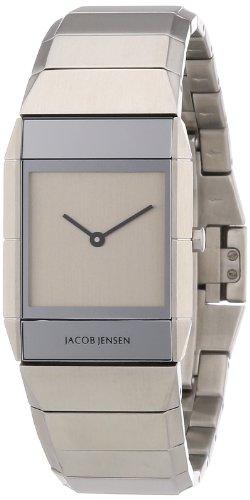 Jacob Jensen Sapphire 562- Orologio da donna