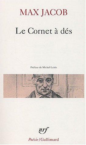 Le Cornet à dés par Max Jacob
