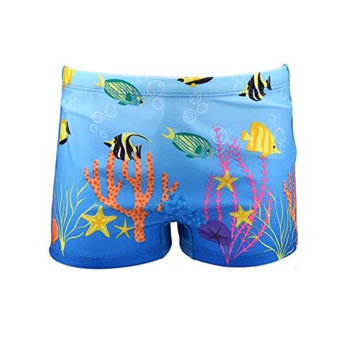 Lazzon Jungen Bademode Kinder Badeshorts Sommer Baby Schwimmanzug Strand Shorts -
