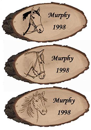 Boxenschild Pferdetürschild Stallschild Pferdeboxen Stallbedarf