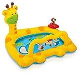Intex Planschbecken für Kleinkinder, Motiv lachende Giraffe