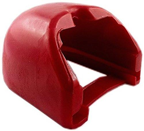 iapyx® Prallschutz soft-dock für Kupplungsklaue Zugkugelkupplungen (rot) Test