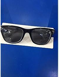 Image Mirrored Wayfarer Unisex Sunglasses - (IMS428C6SG|53|Silver Mirror-Smoke Color)
