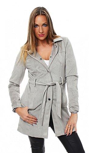 VERO MODA - SOFT L/S LONG JACKET - Damen Jacke Mantel, Größe:XL
