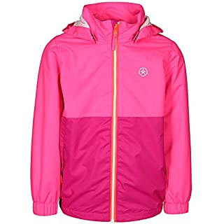 Color Kids Thy, Funktionsjacke Junior Air-Flo 2000, Pink Gio, Gr, 110