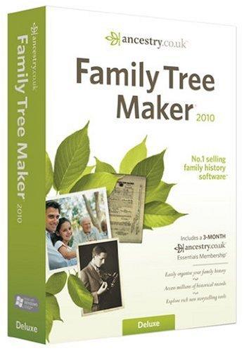 Family Tree Maker 2010