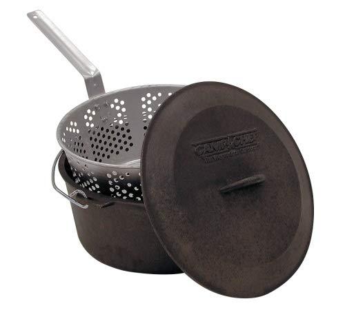 Camp Chef 12 Zoll Fry Pot Set Frittiertopf BBQ Grill Outdoor