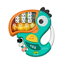 Infantino - Piano & Numbers Learning Toucan