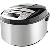 Taurus Master Cuisine - Robot de cocina, color plateado