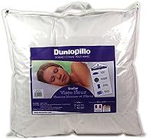 Dunlopillo  Visco Fleur Oreiller Blanc 60 x 60 cm