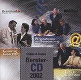 Berater-CD-ROM 2002, 1 CD-ROM Unternehmensberater, Rechtsanwälte, Steuerberater, Wirtschaftsprüfer. Für Windows ab 3.1/95/98/NT 4.0
