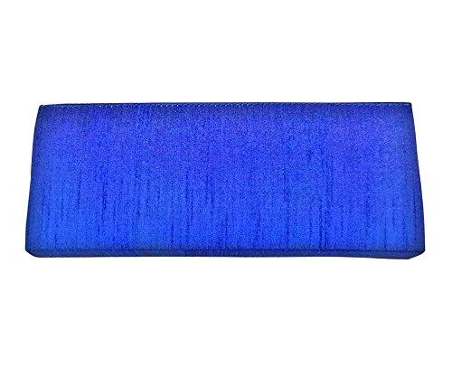 Bhamini - Borsetta senza manici donna Blu (blu) Comprar Barato Footaction aJLISlrcb
