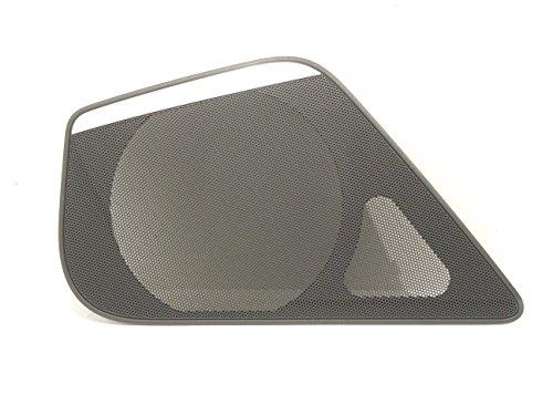 Audi A6C7vorne OS rechts Bose Lautsprecher Cover Grill Black Neu Original