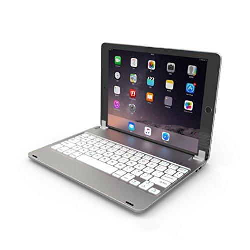 COLORFUL_ Smart Keyboard ,ASchutzhülle-Tastatur Für iPad 5/iPad 6/iPad Pro 9.7