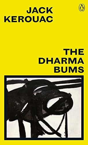 Book cover for The Dharma Bums