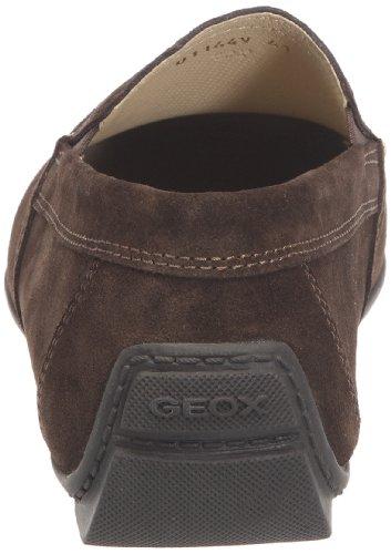 Geox - Uomo Moner - Mocassins - Homme Braun (COFFEEC6009)