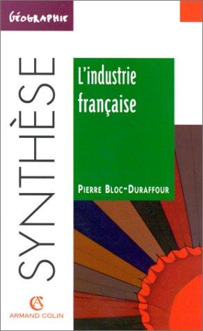 L'industrie française