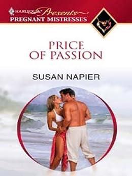 Price of Passion (Pregnant Mistresses) de [Napier, Susan]