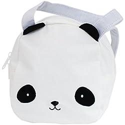 A Little Lovely Company LBCPBW03 - Mochila pequeña, diseño panda