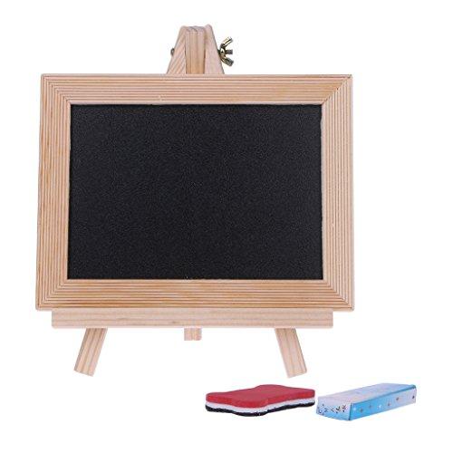 für den Schreibtisch, trocken abwischbar, Whiteboard für Kinder, Spielzeug mit Kreidetafel ()