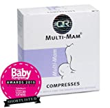 Multi-Mam Compresses - Intensive Nipple Treatment for Breast-Feeding Mothers (Pack of 12)