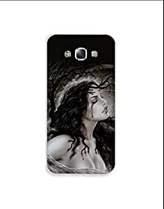 Samsung Galaxy E5 nkt03 (123) Mobile Case by Leader