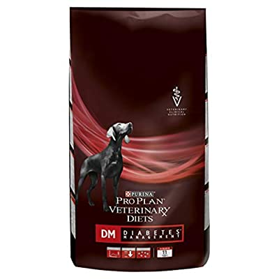 PRO PLAN VETERINARY DIETS Canine DM Diabetes Management Dry Dog Food 3kg from Nestle Purina