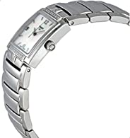 Tissot T051.310.61.117.00 Womens Quartz Watch, Analog Display and Stainless Steel Strap, Mother of Pearl