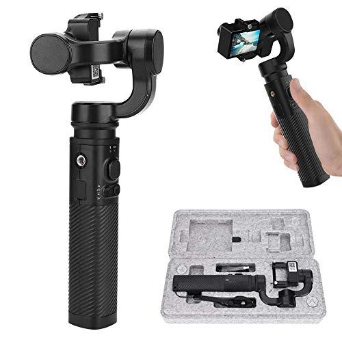 Soporte estabilizador de cardán de 3 Ejes para cámaras SJCAM/CAM Sony RXO/YI/Action Soporte de cardán 2 App Control Remoto